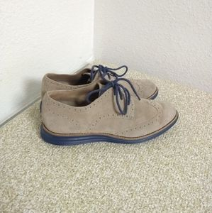 Cole Haan Lunargrand Derby Oxford Shoes